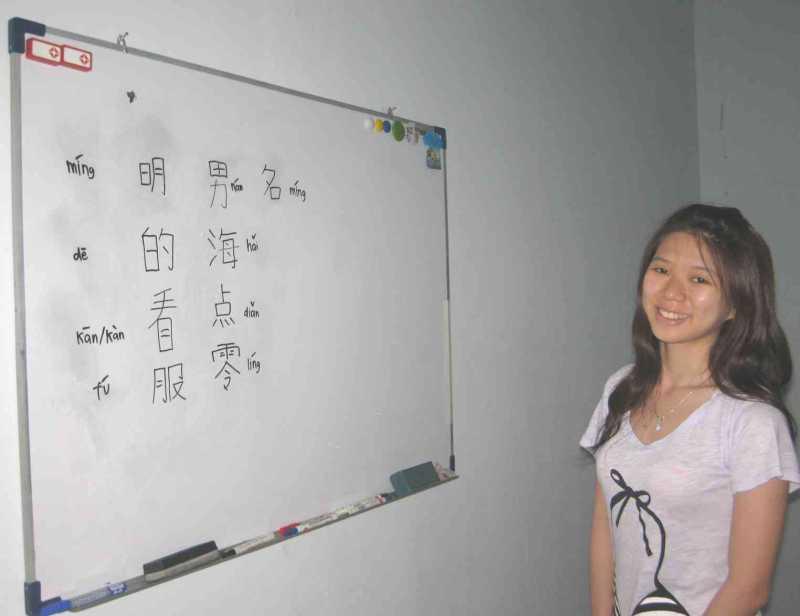 bahasa mandarin dasar