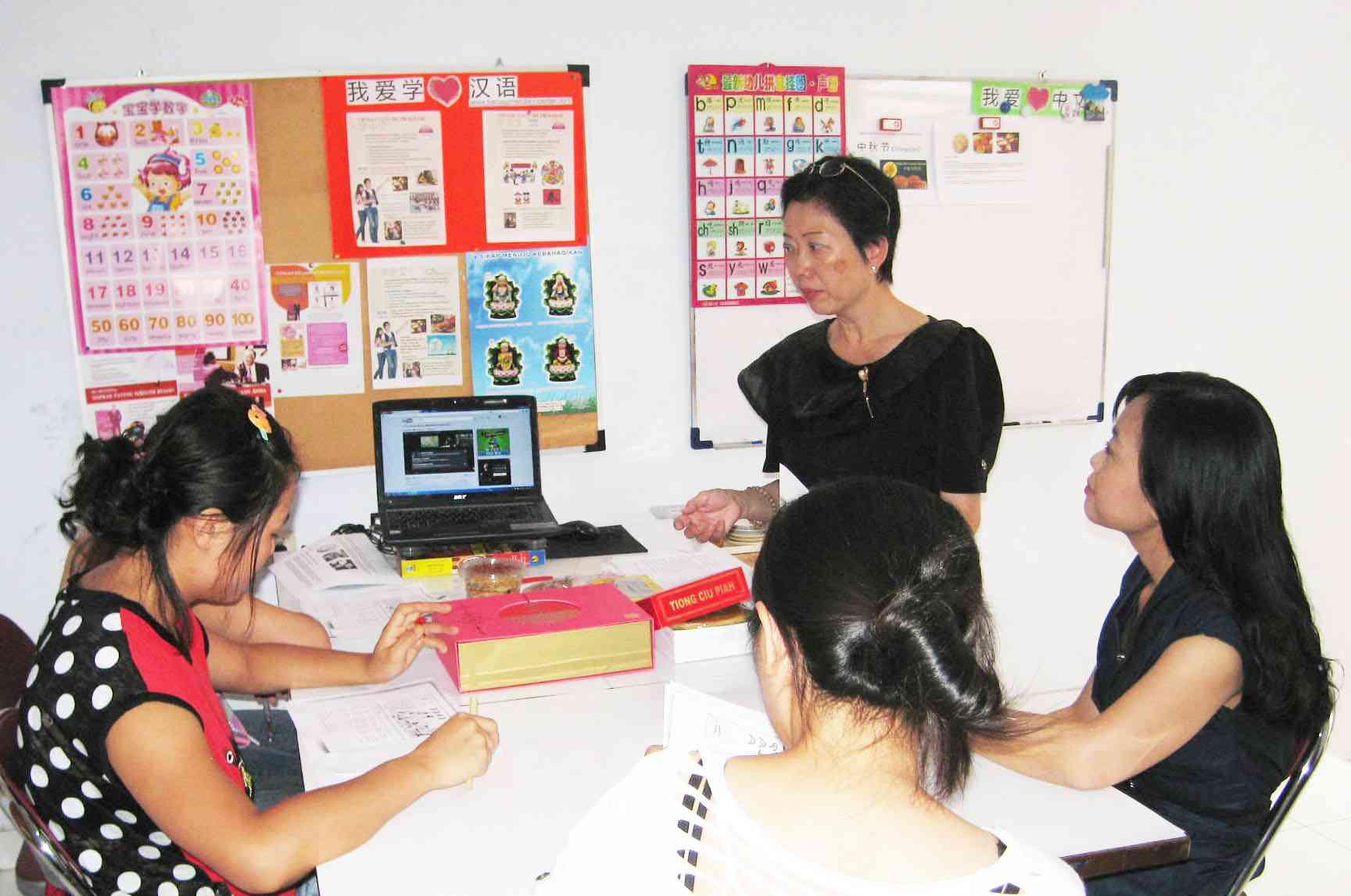 lintas budaya bahasa mandarin center